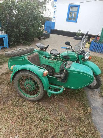 Мотоцикл Урал  .