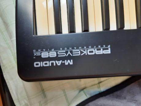 Vind pian M Audio