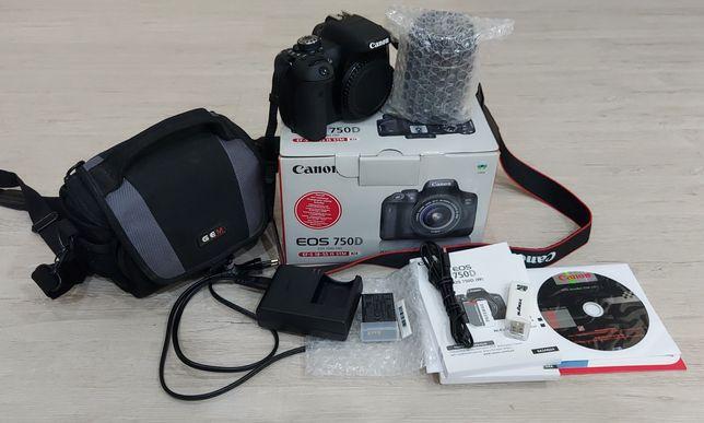 Canon 750d 18-55mm