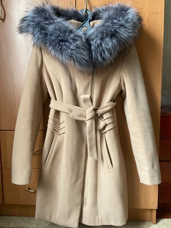 Продам тёплое пальто