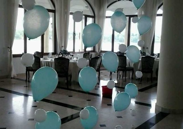Baloane Heliu/Decoratiuni baloane