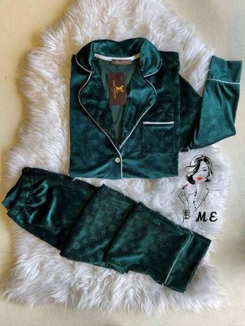 Pijamale Lv catifea