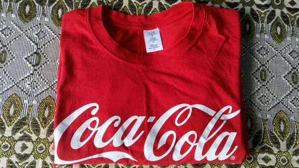 Тениска coca cola