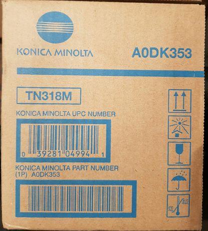 Toner TN318M Bizhub C20