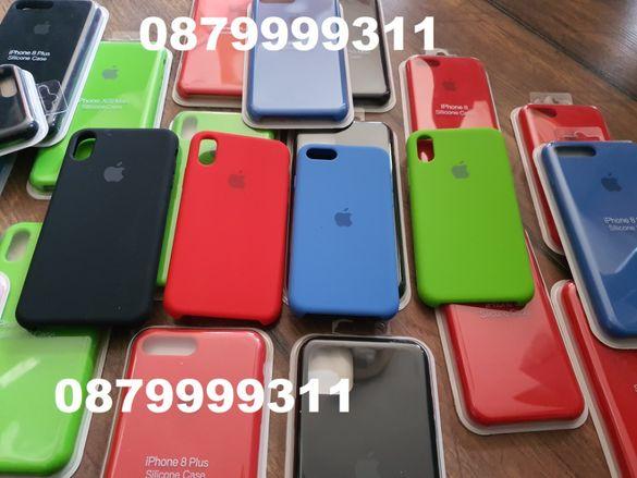 Калъф / силиконов кейс pro iPhone 12 X XS XS MAX 8 8 plus 7 6 6s XR 1
