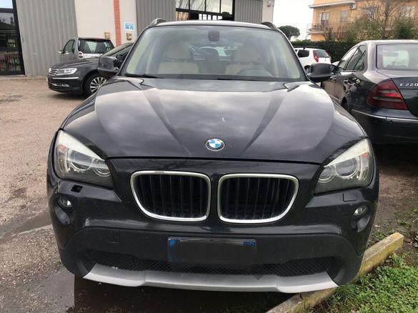 BMW X1 На части