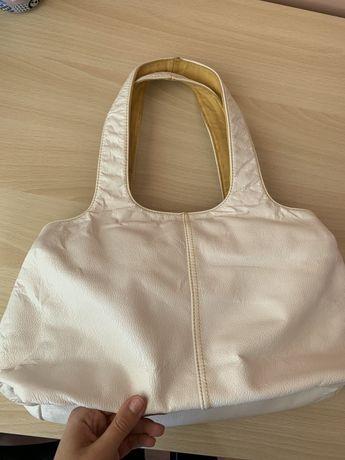 Чанта - естествена кожа