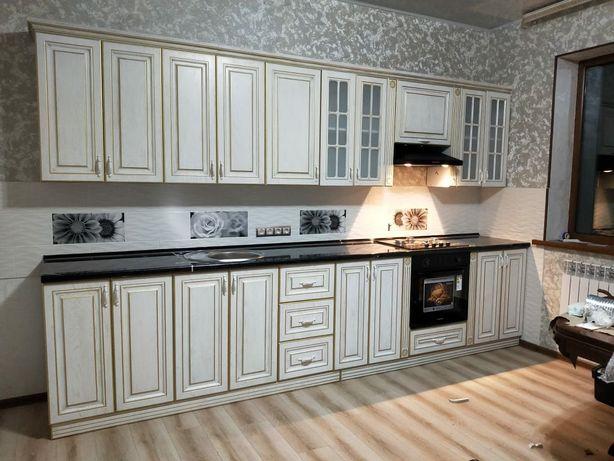 Кухонный гарнитур. Мебель для кухни. Шкаф. Прихожка. Шкаф купе