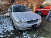 НА ЧАСТИ! Jaguar X-type 4WD 3.0 i 4x4 АВТОМАТИК 230 кс. Ягуар