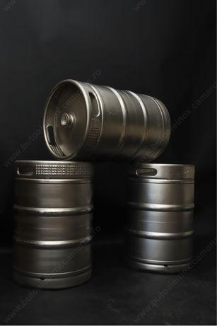 Butoaie inox 60 litri Reconditionate