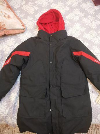 Зимний пуховик/куртка для подростка