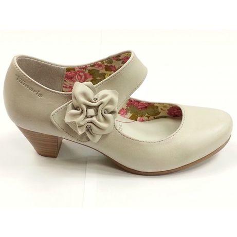 Дамски немски обувки Tamaris с ефектна визия