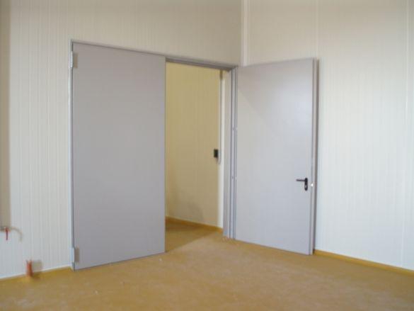 Доставка, монтаж и ремонт на пожарустойчиви врати