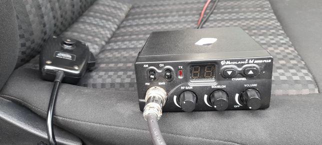 Statie + microfon + antena