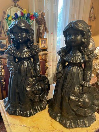 Superb set statuete ceramica fina ,Olanda