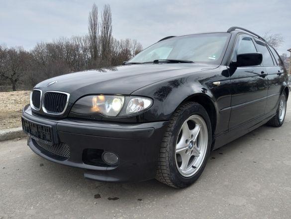 БМВ / BMW E46 318i /комби/ M pack, Xenon на части