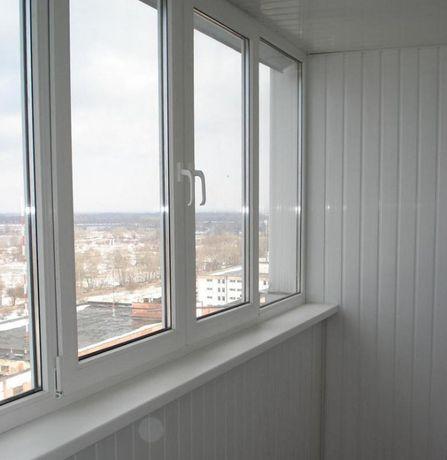 Окна пластиковые двери балконы перегородки лоджии откосы / SV ПЛАСТ
