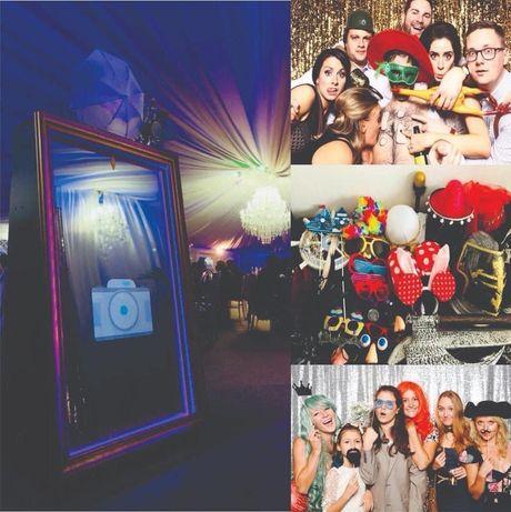 Inchiriez Oglinda magica - Cabina Foto - Photo booth