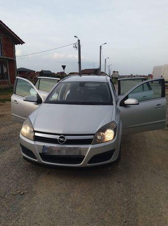 Opel Astra H 1.7CDTI schimb cu passat breack