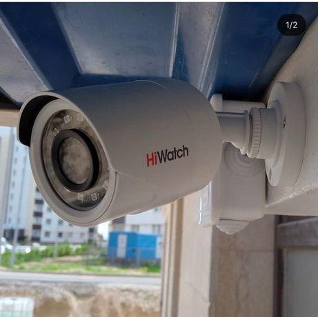 Камера видеонаблюдения, установка, продажа, скидки