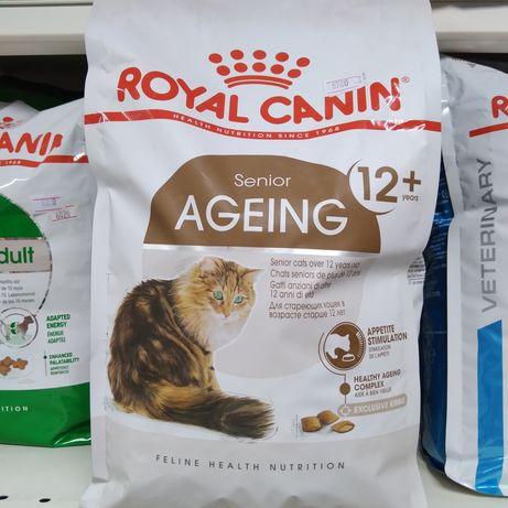 Роял Канин сухой корм для пожилых кошек