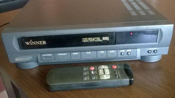Видео касет рекордер SAMSUNG