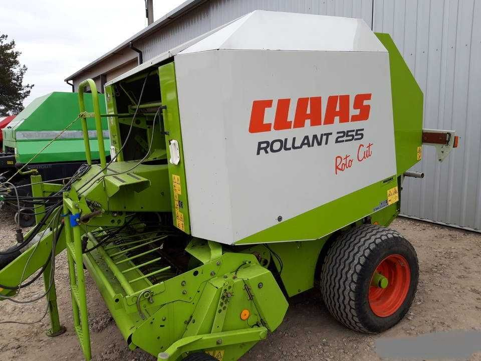Presa Balotiera Claas Rollant 250 MPS ATA PLASA TOCATOR PICKUP 2m 2015