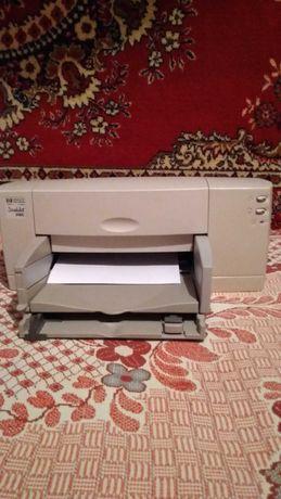 Принтер марки  HP Desklet 840C Series Printer.