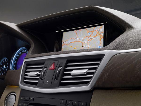 Harti Mercedes COMAND APS Europa NTG4 212 V12 2017-2018