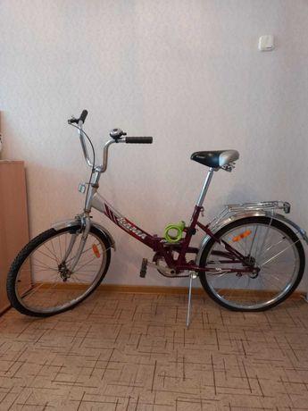 Велосипед марки Кама