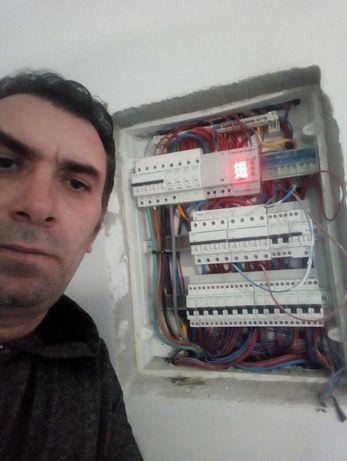 MAISTRU electrician autorizat PROFESIONIST