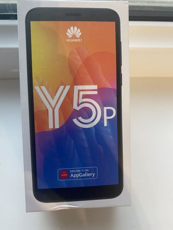 Теелфон Huawei Y5p в отличном состоянии