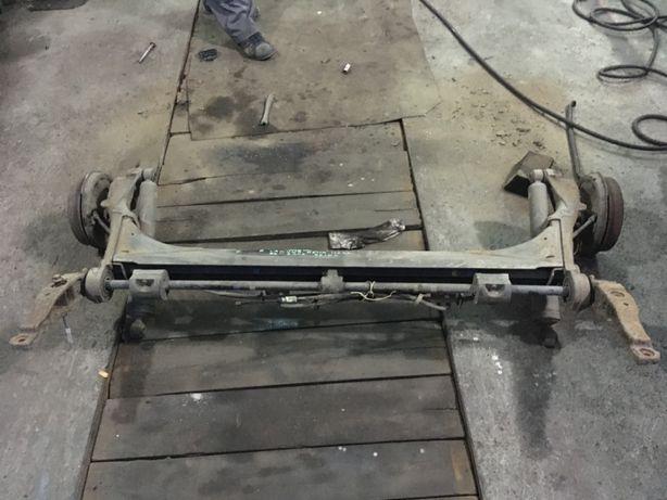 punte auto axa spate remorca auto complete utilaje