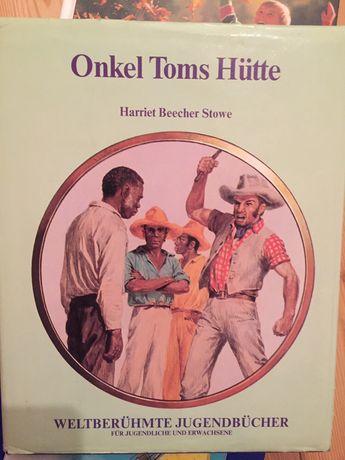 Cărți in limba germana Coliba unchiului Tom