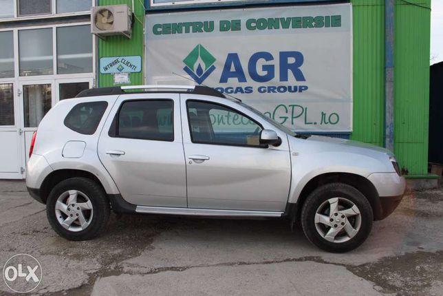 Instalatie GPL Dacia Duster