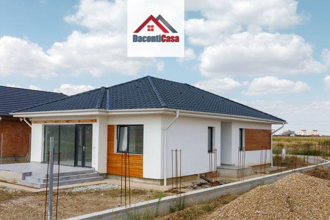 Casa Noua La CHEIE-La Intrare In Santandrei-GAZ-Teren 690 mp-OXFORD