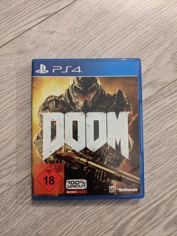 Doom PlayStation 4 ps4