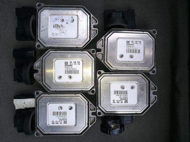 Ecu/calculator motor/chit kit z18xe..opel( vectra b; zafira a;astra G)