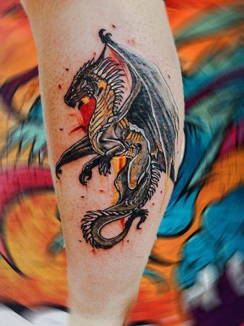 Художественная татуировка в Алматы