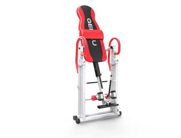 Инверсионный стол Genau ЕА350 Red. Немецкий бренд. Складывается