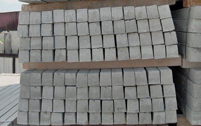 Stalpi beton Spalieri pentru Gard - Livrare in Tara Paletizat