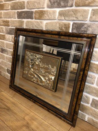 Tablou 3D lucrat in argint 925