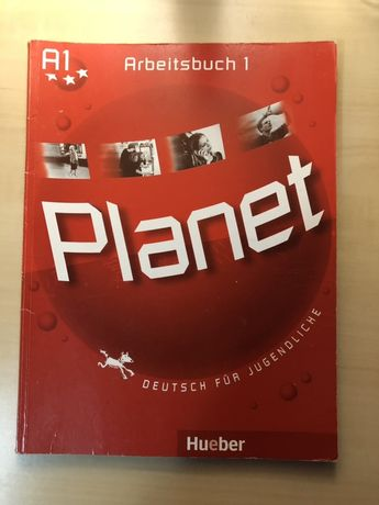 Planet 1 Arbeitsbuch A1