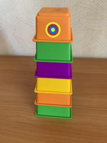 Пирамидка-стаканчик