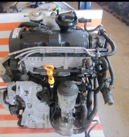 Motor 1.4 tdi Skoda Fabia 1, Vw Polo 9N, 75cp, 55kw, cod motor BAY