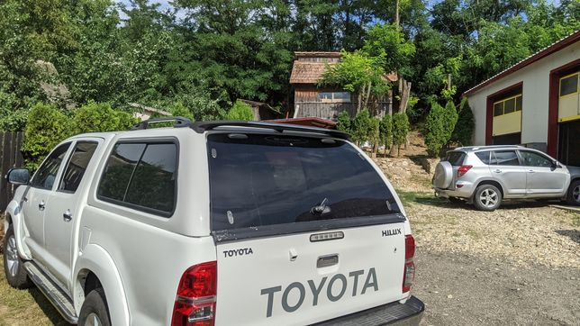Hard top Toyota Hilux 2015