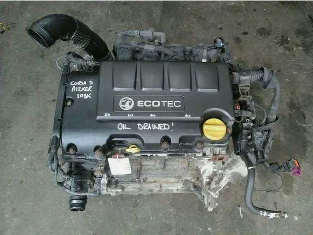 Motor Opel Corsa D 1.2 Benzina Cod A12XER Chevrolet Aveo 2012 Euro 5