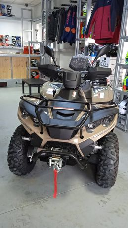 Atv Linhai DragonFly 300S 4X4 - Achizitie si in rate !