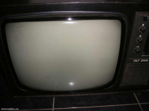 Televizor alb negru OLT 214B