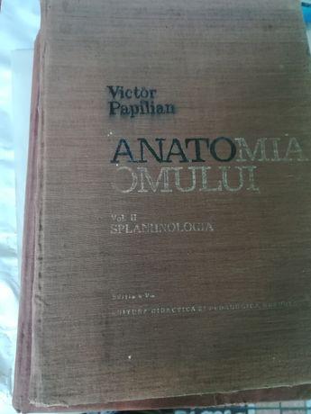 Anatomia omului vol. 1 si 2
